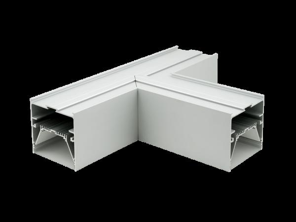 Угловой T-образный коннектор L9086-T90 для профиля L9086