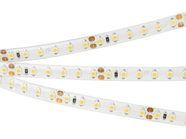 Светодиодная лента RTW 2-5000SE 24V Day 2x (3528, 600 LED, LUX, ARL, 9.6 Вт/м, IP65, 4000К)