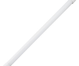 Ecola T8 Premium G13 LED 14,0W 220V 4000K с поворотными цоколями (матовое стекло) 605×28 (упак.инд.п