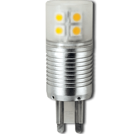 Ecola G9  LED 4.1W Corn Mini 220V 4200K 65×23