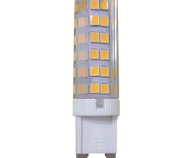 Лампа Ecola G9 LED 7.0 Corn Micro 220V 2800K 360° 60×15