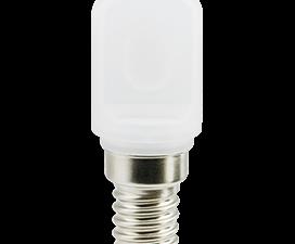 Ecola T25 LED Micro 3.0W E14 2700K  капсульная 340° (для холодил. и шв машинки) 60×22