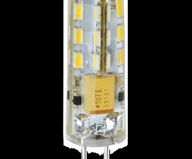 Лампа Ecola G4  LED 1.5W Corn Micro 220V 2800K 320° 35×10