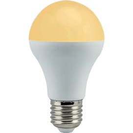 Ecola classic LED 9.3W A60 220-240V E27 золотистый (композит) 106×60