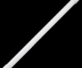 Ecola T8 Premium G13 LED 14,0W 220V 6500K с поворотными цоколями (матовое стекло) 605×28 (упак.инд.п