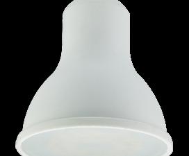Ecola Reflector GU10  LED Premium  7,0W  220V 6000K (композит) 56×50