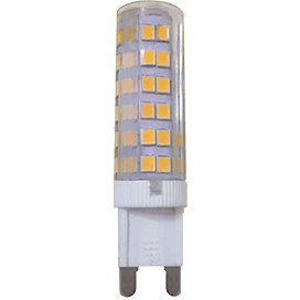 Ecola G9  LED  7,0W Corn Micro 220V 6400K 360° 60×15