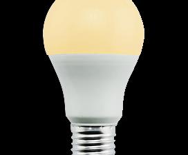 Ecola classic   LED Premium 12,0W A60 220-240V E27  золотистый шар (композит) 110×60