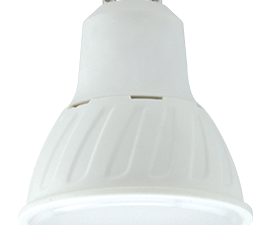 Ecola Reflector GU10  LED 10,0W  220V 4200K (композит) 57×50
