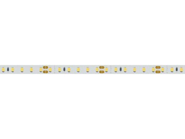 Светодиодная лента RT 2-5000 24V Day4000 2x (2835, 600 LED, CRI98) (ARL, 14.4 Вт/м, IP20)