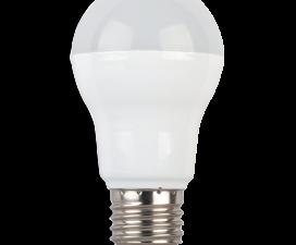 Ecola classic   LED Premium  8.0W A55 220-240V E27 4000K (композит) 102×57