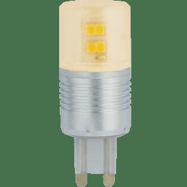 Ecola G9 LED Premium 4.1W Corn Mini 220V золотистый 300° 65×23