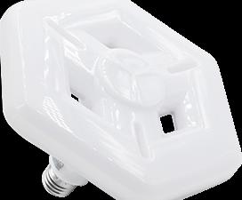 Ecola High Power LED Premium  38W 220V Руль (6 гр.) E27 6000K 205х184x99mm