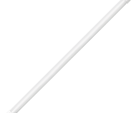 Ecola T8 G13 LED 10,0W 220V 4000K (матовое стекло) 605×28 (упак.инд.ч/б. /25)