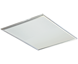 Ecola LED panel тонкая панель без драйвера 40W 220V 2700K Матовая 595x595x9