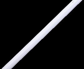 Ecola LED linear IP20  линейный св.д. св-к T5 с выкл.  8W 220V 2700K 570x22x33