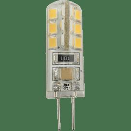 Лампа Ecola G4  LED 3.0W Corn Micro 220V 2800K 320° 38×11