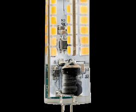 Ecola G4  LED Premium  4,0W Corn Micro 220V 2800K 320° 55×16