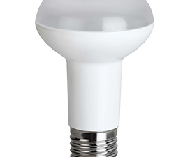 Ecola Reflector R63   LED Premium 12,5W  220V E27 2700K (композит) 102×63