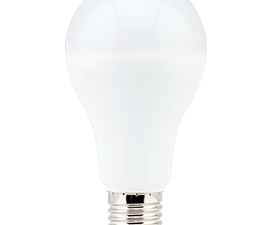 Ecola classic   LED Premium 17,0W A65 220-240V E27 6500K (композит) 122×65