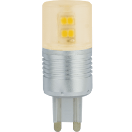 Ecola G9 LED 4.1W Corn Mini 220V золотистый 300° 65×23