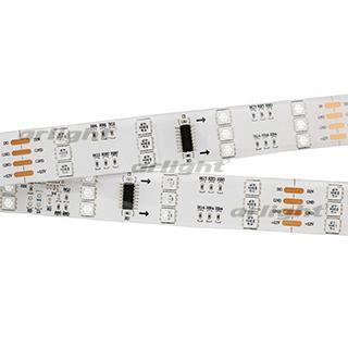 Лента SPI-5000SE 12V RGB (5060, 480 LED x3,1812)