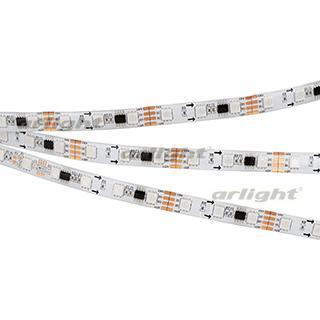 Лента SPI-5000SE-RAM-5060-60 12V Cx3 RGB-Auto (10mm, 12W, IP65)