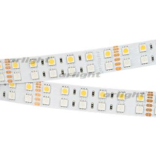 Лента RT 2-5000 24V RGB-White 2×2 (5060, 720 LED, LUX)