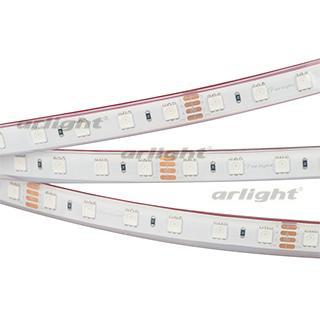 Лента RTW 2-5000PGS 24V RGB 2x (5060, 300 LED, LUX)