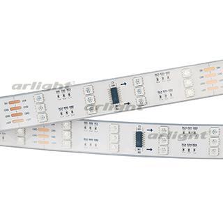 Лента SPI-5000P 12V RGB (5060, 480 LED x3,1812)