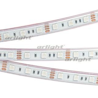 Лента RTW 2-5000P 12V RGB 2x (5060, 300 LED, LUX)