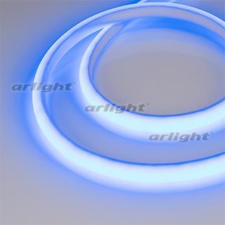 Образец Лента RTW-1000PWT 24V Blue 13mm (2835, 180 LED/m, High Temp)