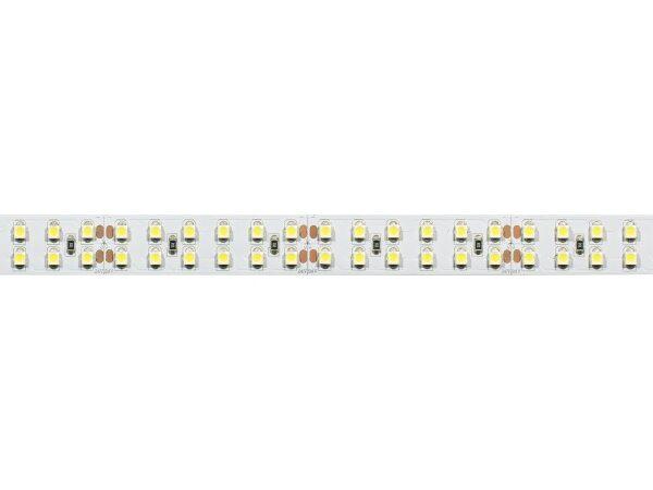 Светодиодная лента RT 2-5000 24V Warm2400 2×2 (3528, 1200 LED, LUX) (ARL, 19.2 Вт/м, IP20)