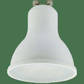 Лампа Ecola Reflector GU10  LED  5.4W 220V 2800K (композит)  56×50