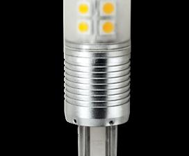 Ecola G9  LED Premium 4.1W Corn Mini 220V 4200K 300° 65×23