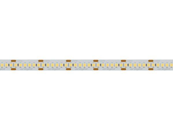 Светодиодная лента RT 6-3528-240 24V Warm2700 4х (1200 LED) (ARL, 19.2 Вт/м, IP20)