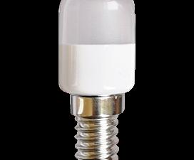 Ecola T25 LED Micro  1,5W E14 4000K капсульная 270° матовая (для холодил., шв. машинки и т.д.) 55×22