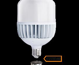 Ecola High Power LED Premium 100W 220V универс. E27/E40 (лампа) 6000K 280х160mm