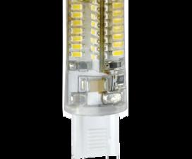 Лампа Ecola G9  LED 3.0W Corn Micro 220V 2800K 320° 50×16