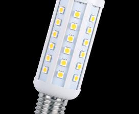 Ecola Corn LED Premium  9.5W 220V E27 2700K кукуруза 105×30