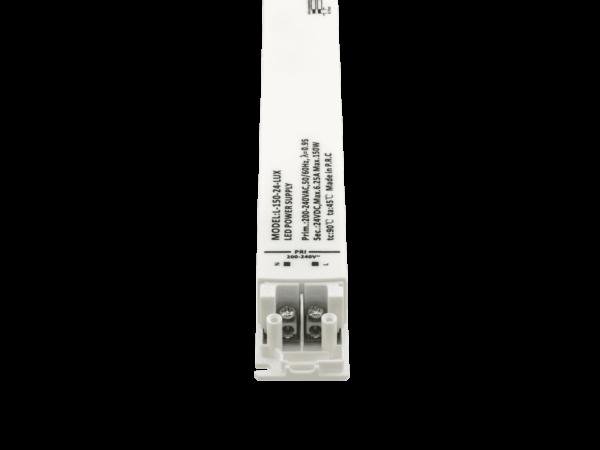 Блок питания для светодиодной ленты LUX сверхтонкий, 24В, 150Вт, IP20