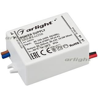 Блок питания ARJ-KE42250 (11W, 250mA, PFC)