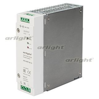Блок питания ARV-DRP120-12 (12V, 8A, 96W)