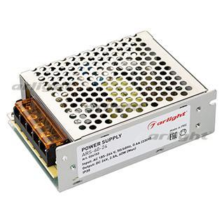 Блок питания ARS-60-24 (24V, 2.5A, 60W)