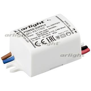 Блок питания ARJ-KE11350 (4W, 350mA)