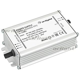 Блок питания ARPV-LG24060-PFC (24V, 2.5A, 60W)