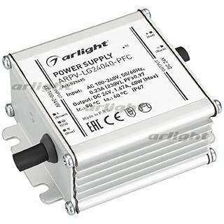 Блок питания ARPV-LG24040-PFC (24V, 1.67A, 40W)