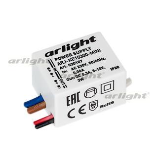 Блок питания ARJ-KE10300-MINI (3W, 300mA)