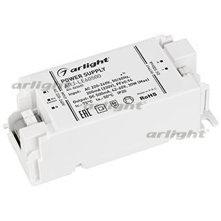 Блок питания ARJ-LE60500 (30W, 500mA, PFC)