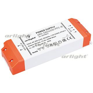 Блок питания ARV-SN24320-PFC-B (24V, 13.3A, 320W)
